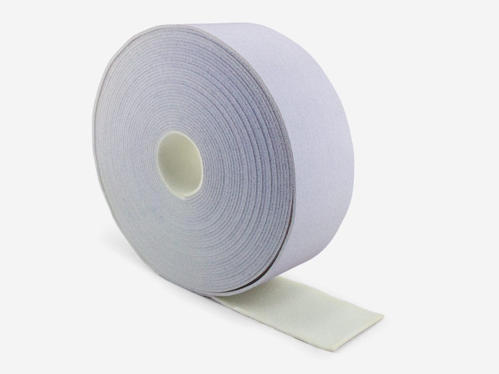 Paper with sponge